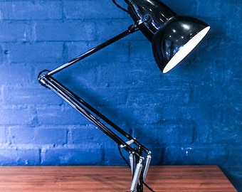 Anglepoise Adjustable Desk lamp made by Herbert Terry and sons, of Redditch, England - 1938