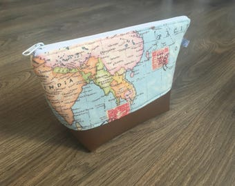 "Washbag ""Globetrotter"""