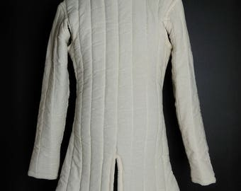 Gambeson - European gambeson X-XIII centuries - Basic Closed-front Gambeson - 1 layer padding gambeson