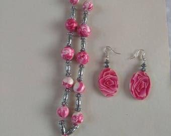 Pink Summer set