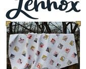 Lennox Quilt Pattern