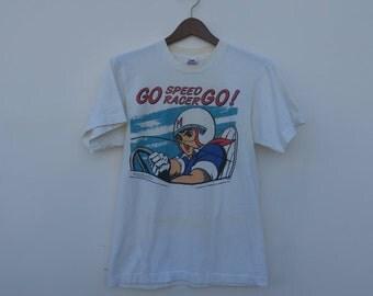0608 - Speed Racer - Go Speed Racer Go ! - T Shirt