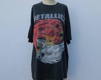 0758 - Metallica Summer Sanitarium Tour Shirt
