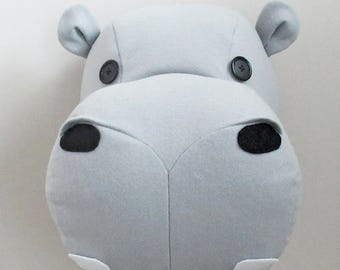 HIPPO PDF Pattern with Instructions