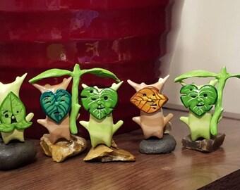 Korok figurine