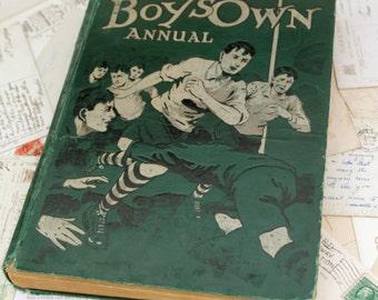 The Boy's Own Annual Volume 60 - 1937-38