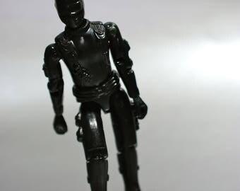 Vintage GI Joe Snake Eyes Action Figure (v1) by Hasbro