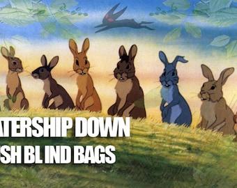 Watership Down Plush Blind Bags Happy Easter!