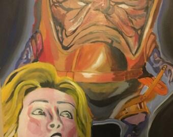 Hilary and MODOK