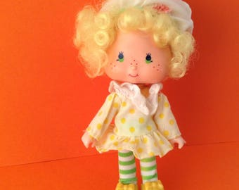 Lemon Merigune Vintage Doll 1979