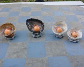 Kutie Klay's Chubbie GoldFish Shells
