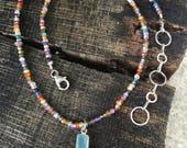 Multicolor Gemstones and ...