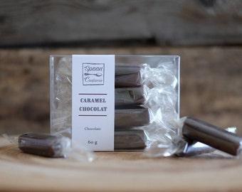 Caramel chocolate / Caramel chocolate