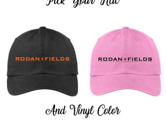 Rodan and Fields Hat, Rodan and Fields  Cap, Cap, Hat, Rodan and Fields Clothing