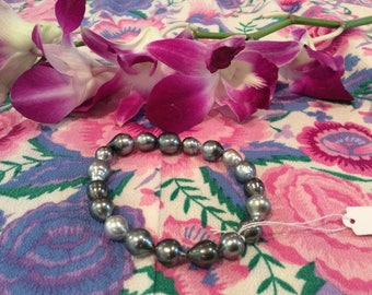 Beautiful Tahitian Pearl Bracelet #3294