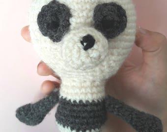 The panda Nono
