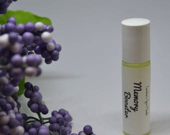 Memory Booster Essential Oil Blend Roll On