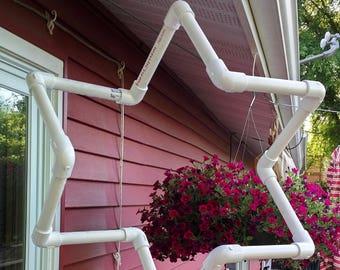 Pvc Wind Spinner,  Outdoor Spinner, Plastic wind spinner