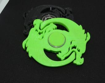 3d Printed Hanzo Ultimate Inspired Fidget Spinner, Hand Spinner