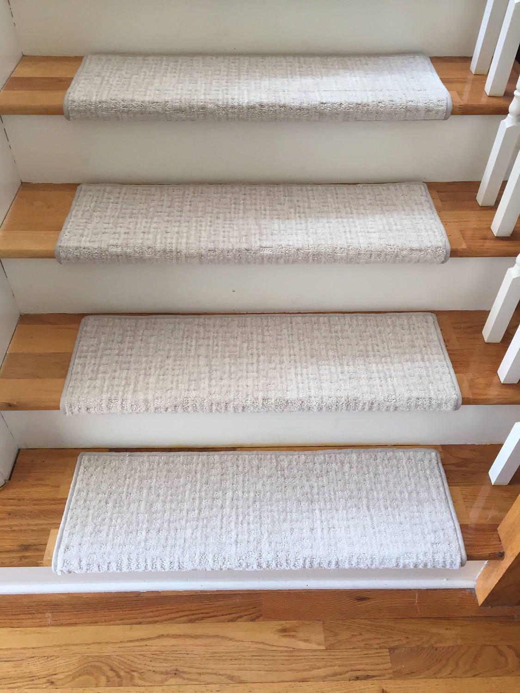... Scenic City North Shore TRUE Bullnose™ Carpet Stair Tread   Beaulieu    Scotchgard™