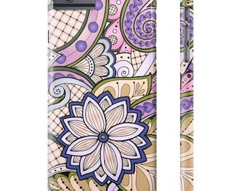 Beautiful Abstract patterns iPhone cases