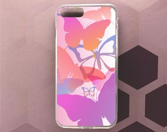 Butterflies Passion, Iphone case, Iphone 6,Iphone 6+, Iphone 7, Iphone 7+