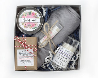 Will you be my maid of honor -ONE Floral Maid of Honor Proposal Box - Custom Maid of Honor Gift - maid of honor Gift box - thank you gift