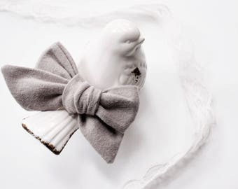 Ultra Soft Fleece Bow | Baby headband set, Baby Headband, Small Bows, Baby Bows, Newborn headbands, Nylon Headbands,Baby hair bows,
