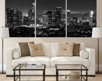 Los Angeles Wall Art downtown la photography dtla print los angeles wall art