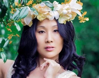 Disney Princess Mulan Flower Crown