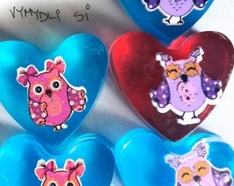 Owl Handmade Soap