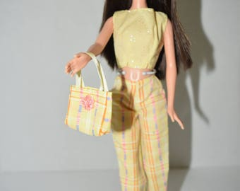Barbies Fashion Ave Casual Wear