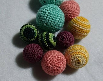 Crochet Amigurumi Beads