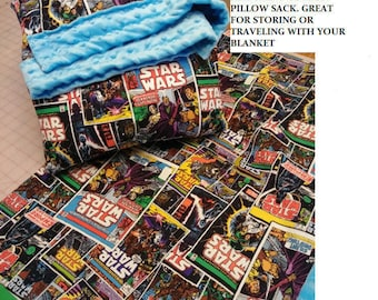 Star wars Weighted Blanket for kids, child, toddler, teen