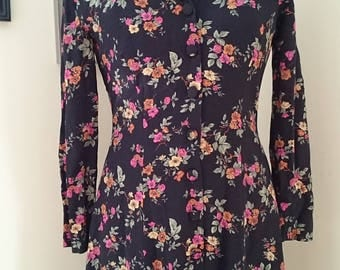 Fabulously Floral!  Vintage Ann Taylor
