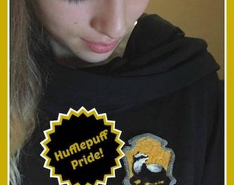 Hufflepuff House Inspired Pin