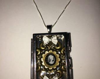 Victorian Steampunk Locket