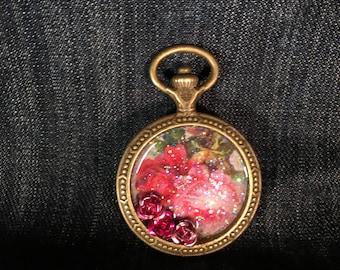 Shining Rose Watch!!