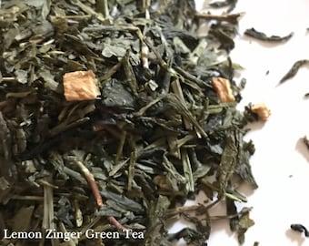 Lemon Zinger Green Tea