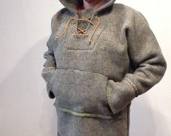 Wool Anorak