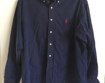 Vintage Ralph Lauren Oxford Shirt