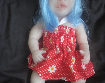 Silicone baby doll Fairy