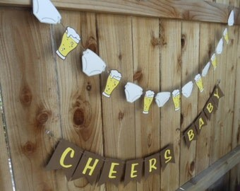 Babies and Beer- Sip & See -Baby Shower- Octoberfest