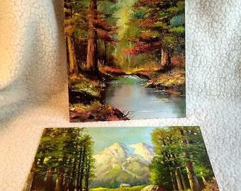2 Fine Art Prints by Gellman
