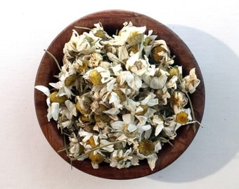 Chamomile Flowers, Dried Flowers, Chamomile Tea, Matricaria Chamomilla, Organic Chamomile, Medicinal Herb, Bulgaria Chamomilla, Europe