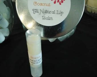 All Natural Lip Balm ( set of 5)