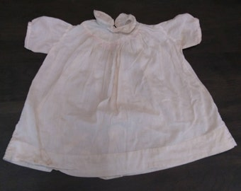 Handmade Hand Smocking Baby/Doll Dress
