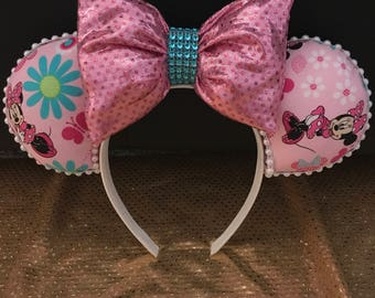 Disney Minnie Mouse Pink Headband