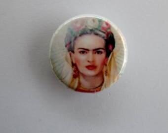 Frida Khalo badge