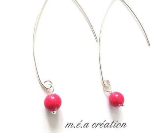"Calia ""Coral"" earrings"